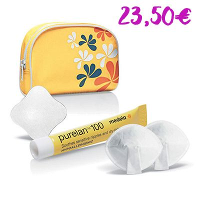 Trousse soin mamelons Medela
